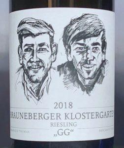 Dominique & Benjamin von Weingut Klosterhof