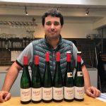 Herr Peter Lehnert von Weingut Lehret-Veit