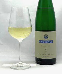 Querbach Q1, Oestrich Lenchen 2012 mit Glass
