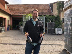 Herr Florian Nikolaus von Weingut Ellermann-Spiegel