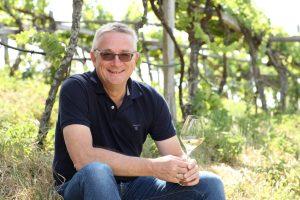 Herr Hansjörg Rebholz von Weingut Ökonomierat Rebholz