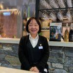 Ms. Kawabata, Kumamoto Wine